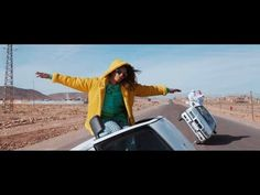 "M.I.A. - Bad Girls (Official Video).  not that i necessarily agree with the ""drifting"" activity but MIA is her usual badass, magnificent, powerful self.  if you can find the behind the scenes video, watch it.  it pretty much explains her philosophy."