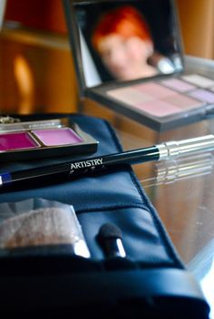 Only the best for me...Amway Artistry... get yours at www.amway.com/trishhagen