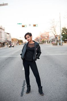 Senior Photography, Rockstar Senior Photography, Girl Senior Photography, Trendy girl, Georgetown Photographer