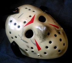 Jason mask part III.