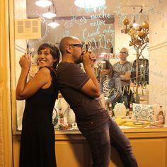 1er cumpleaños de Contigo… alla fine del mondo #Madrid #manualidades #talleres #tiendas