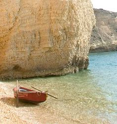 Koufonisia. I am about to get on my barge for a little quiet time.