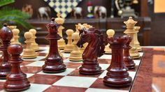 Bud rose wood chess sets exudes the touch of both luxury and tradition >> http://www.chessbazaar.com/catalogsearch/result/?cat=0&q=bud+rose+wood
