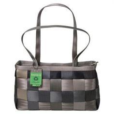 Seatbelt purse. I've always wanted one.