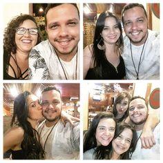 Porque hoje a noite é das mulheres da minha vida. Comemorando o aniversário da Josi e da Amanda ao som de @toca_lulu Que lugar delicia.  #Niver #Churras #Cerveja #Cozamigos