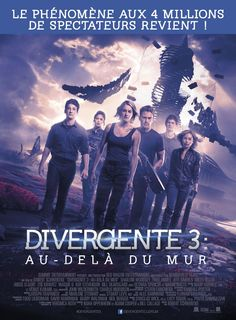 The Divergent Series: Allegiant movie synopsis, information and photos. The Divergent Series: Allegiant movie trailer and showtimes. Die Bestimmung Allegiant, Allegiant Movie, Tris Et Tobias, Tris Und Four, Divergent Funny, Divergent Series, Divergent Quotes, Insurgent Quotes, Veronica Roth