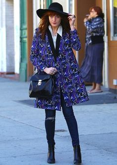 florence welch style - Google Search