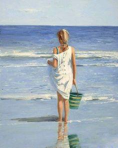 Sally Swatland - 'August Morning'