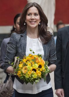 Crown Princess Mary of Denmark - 2011