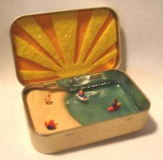 Surfing Altoid Tin