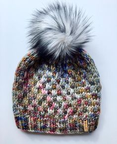Hat / Beanie by @knitsandnash | malabrigo Chunky