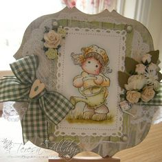Welcome to Craftingallday Creations ~ Tilda watering