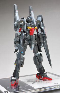MSZ-006-X Proto Z Gundam | from?: http://gravizm.web.fc2.com/plotoz.html  #Mech #Mecha