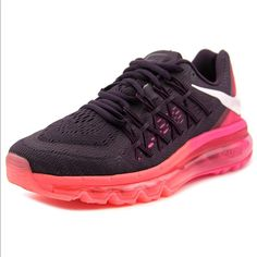 save off df58e ce1ef Nike Air Max 2012 + Women s Running Shoe 487679 103 Pink Black   Nike Air  Max + 2012   Nike air max for women, Nike air max 2012, Nike air max