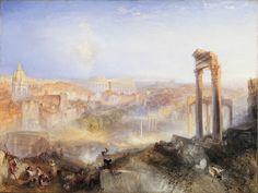 william turner ancient rome - Google Search