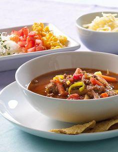 Meksikansk tacosuppe | www.greteroede.no | Oppskrifter | www.greteroede.no