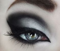 1000+ ideas about Goth Makeup on Pinterest | Make up, Gothic make up and Goth makeup tutorial