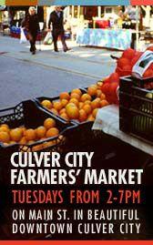 Culver City > Businesses > About Economic Development > Farmers Market