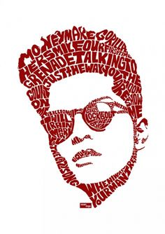 Bruno Mars Red, by Seanings
