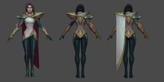 Color pass and texture design on top of Zbrush model for Fiora champion update, a character from League of Legends.  Artwork copyright Riot Games.