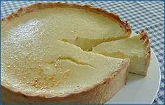 Receita de Torta de Ricota de kefir