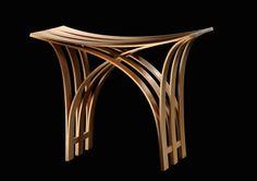 Flexible Bamboo Stool Design by Grass Studio - Furniture Design Blog - Furniture Design Ideas | Furniii