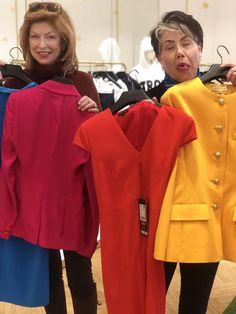 Red Leopard, Blue Square, Body Types, Swatch, Rain Jacket, Windbreaker, Leather Jacket, People, Jackets
