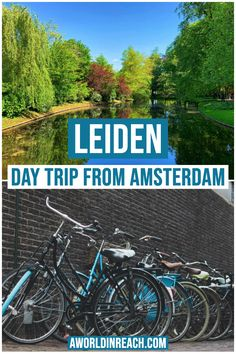 Wondering what the best day trips from Amsterdam are? Look no further than this post, a comprehensive list of traveler's favorite day trips from Amsterdam! Day Trips From Amsterdam, Amsterdam Travel, Visit Amsterdam, Europe Travel Guide, Travel Guides, Travel Destinations, European Destination, European Travel, Monaco