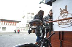 Mr. Králiček @ Coffeefest Slovakia 2013 #kavomilci #coffeelovers #coffee #bike
