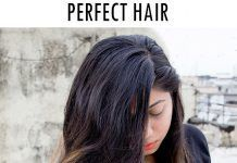 HABITS OF WOMEN WITH PERFECT HAIR