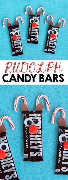 Rudolph Reindeer Can