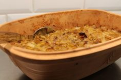 Kålpudding i lergryta. Hummus, Macaroni And Cheese, Recipies, Food And Drink, Meals, Dinner, Cooking, Breakfast, Ethnic Recipes