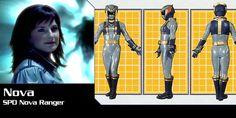 Nova (Nova S.P.D. Ranger) - Power Rangers SPD | Power Rangers Central