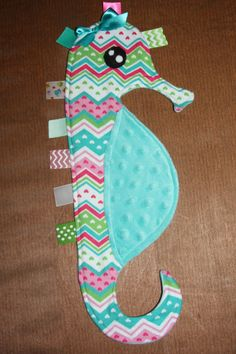 Hey, I found this really awesome Etsy listing at https://www.etsy.com/listing/211986969/heart-chevron-print-seahorse-with