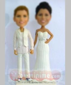 1000 Images About Gay Lesbian Wedding Cake Toppers