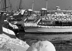 Fotos de la mayor nevada del siglo XX en Barcelona, 1962 (60 cm - 90 cm en cota…