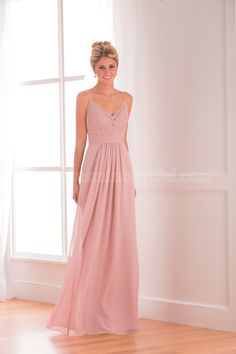 Jasmine Bridal - can be ordered in knee length. might complement jaime's dress well