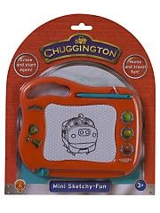 Chuggington Etch-a-Sketch!