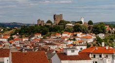 Magnífica la ciudadela medieval de Bragança