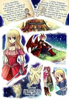Image - Princesse Lucy et Prince dragon Natsu 3 Fairy Tail Amour, Fairy Tail Love, Fairy Tail Ships, Sad Fairy, Natsu Fairy Tail, Fairy Tail Anime, Fairytail, Jellal, Gruvia