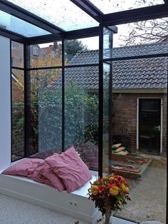 Pergola Attached To Roof Code: 7787859988 Metal Pergola, Pergola Patio, Pergola Kits, Pergola Ideas, Patio Ideas, Conservatory Extension, Glass Conservatory, Glass Extension, Roof Extension