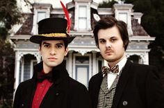 panic at the disco 2011 | panic at the disco evolves into some classy fellas somehow we re not ...
