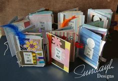 envelope scrapbooks
