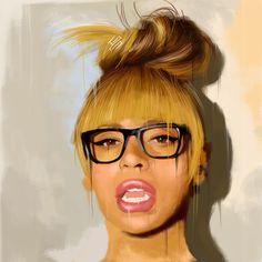Beyonce | hard to chase