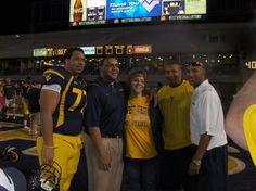 Game Day Mountaineers The Jenkins Johnson's