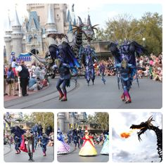 My review of the new Festival of Fantasy Parade at the Magic Kingdom #Undercovertourist #Disney