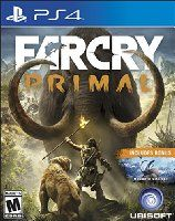 Out Now: 3/5  Far Cry Primal - PlayStation 4