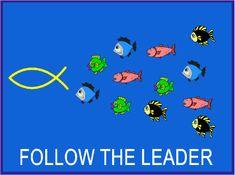Image detail for -Preschool Sunday School Bulletin Board Ideas - Follow the Leader
