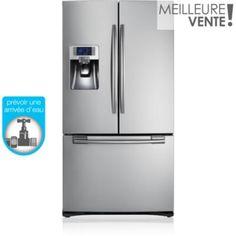 Réfrigérateur multi portes Samsung RFG23RESL