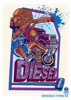 Big Diesel by Karl Yvan Tagle